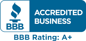 B B B Accredited Business B B B Rating A+